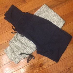 So sweatpant leggings size  M - bundle of 2